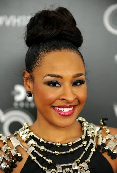 The Best Top 15 Black Hairstyles With Buns And Bangs Hairstyles Pictures