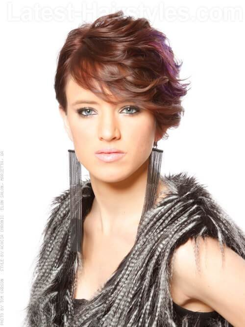 The Best 20 Incredible Short Hairstyles For Thick Hair Pictures