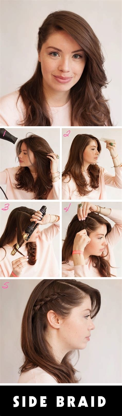 The Best Easy To Do Prom Hairstyles Stylecaster Pictures