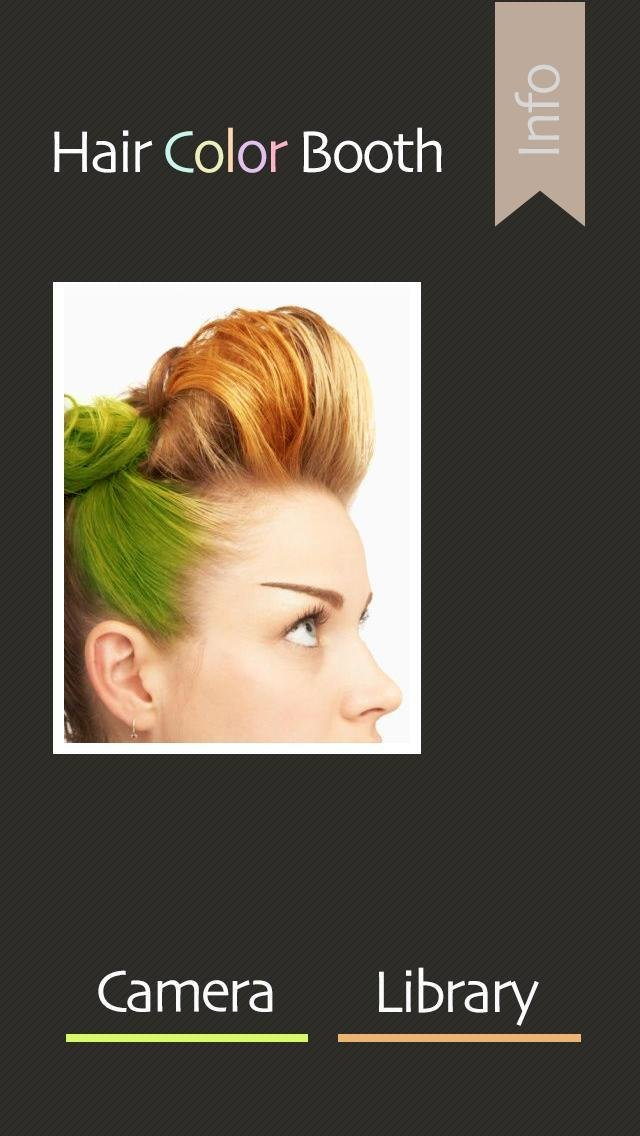 The Best Hair Color Booth Free App For Ios – Review Download Ipa Pictures