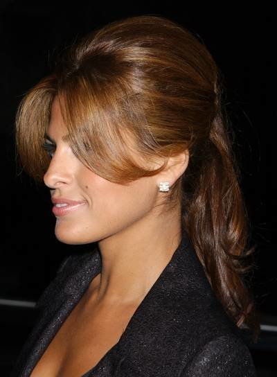 The Best Eva Mendes Beauty Riot Pictures