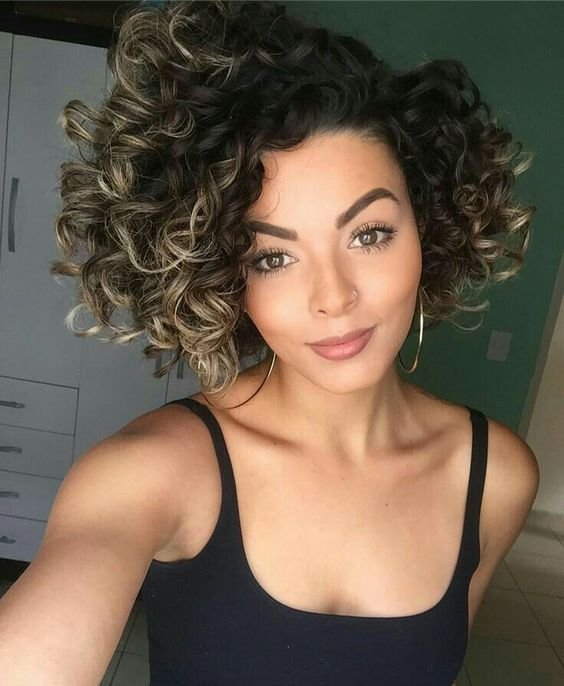 The Best Spiral Curls For African American With Thick Hair Short Pictures