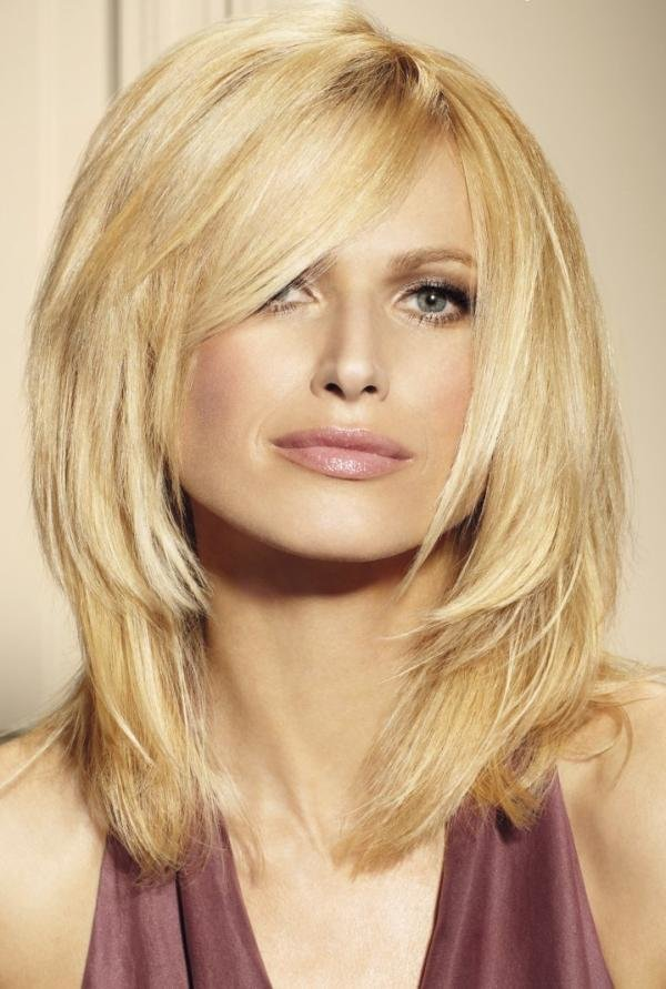 The Best 40 Drop Dead Gorgeous Medium Layered Hairstyles Slodive Pictures