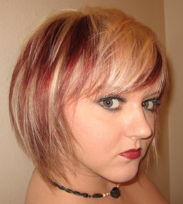 The Best 30 S*Xy Red Hair With Blonde Highlights Slodive Pictures