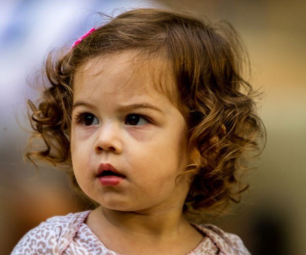 The Best 40 Sweet Little Girl Hairstyles Slodive Pictures