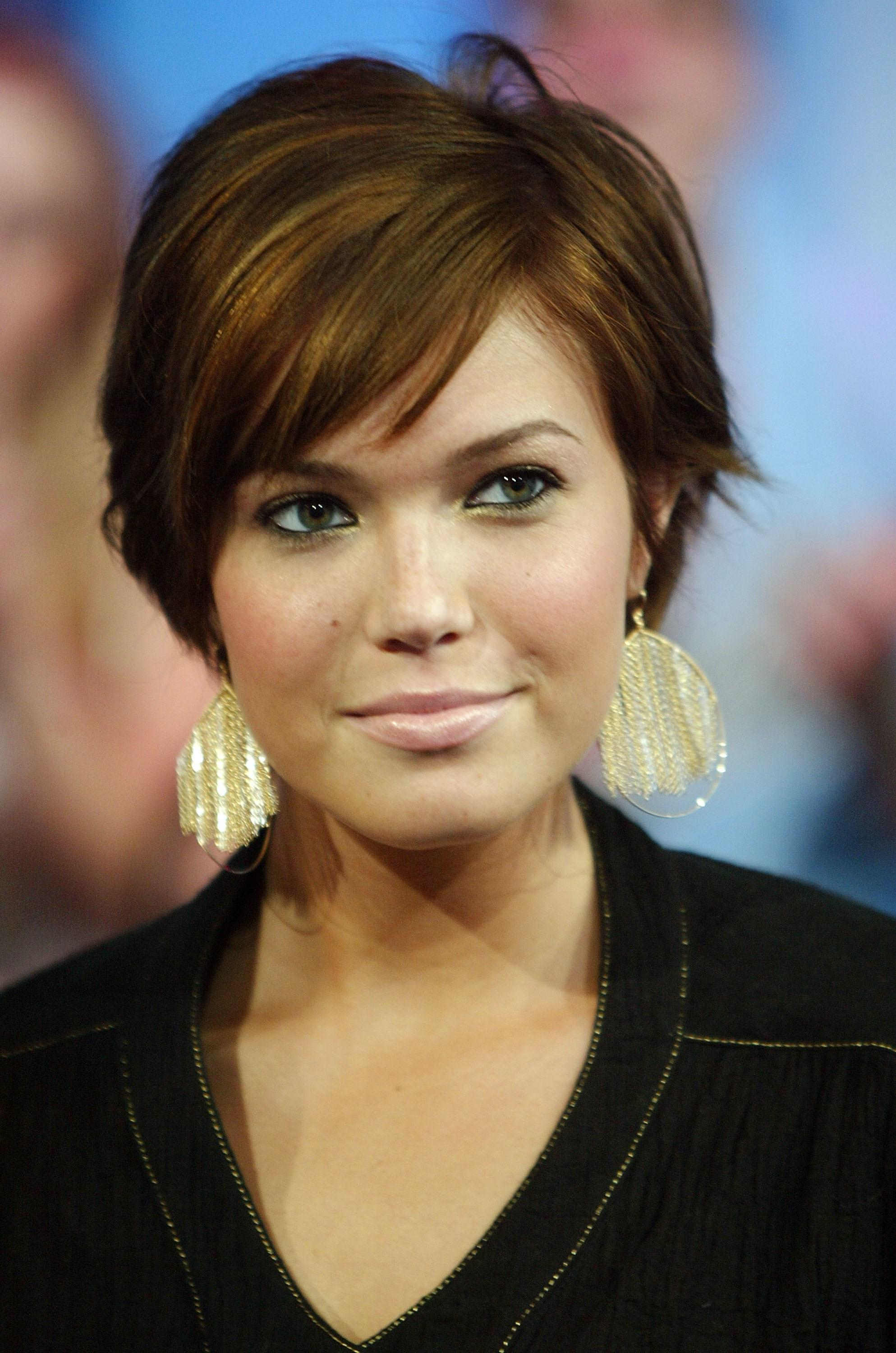 The Best 1000 Images About Short Hairstyles For Thick Hair On Pictures