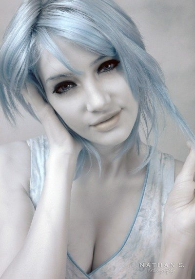 The Best Stylenoted Ice Blue Hair Pictures