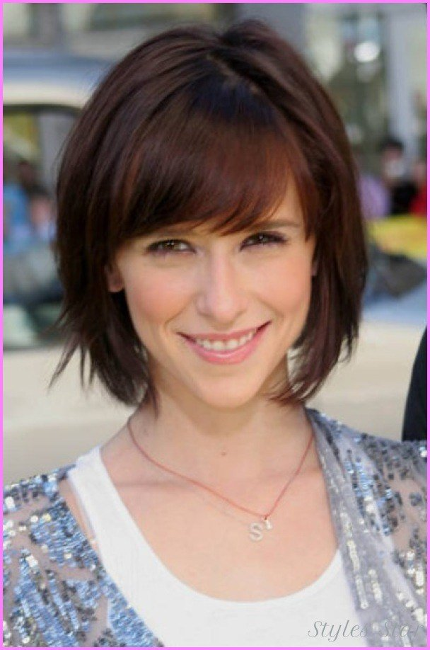 The Best Medium Haircut With Swoop Bangs Stylesstar Com Pictures