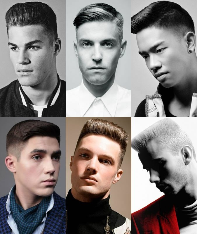 The Best Get The Right Haircut Key Men's Hairdressing Terminology Pictures