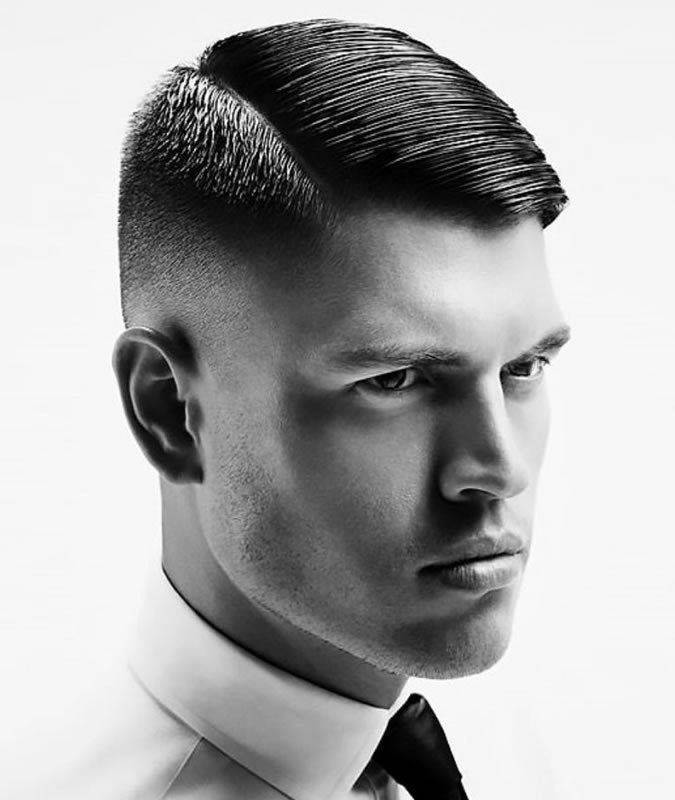 The Best Comb Over Fade Haircuts And How To Get Them Fashionbeans Pictures