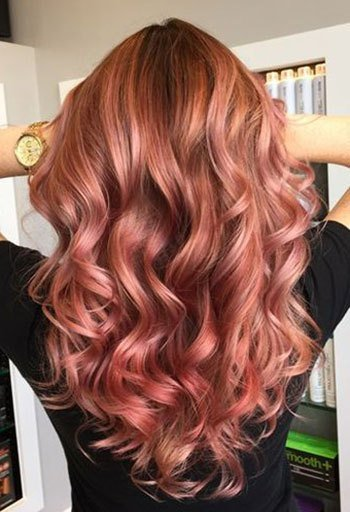 The Best The Ultimate 2016 Hair Color Trends Guide Simply Organic Pictures