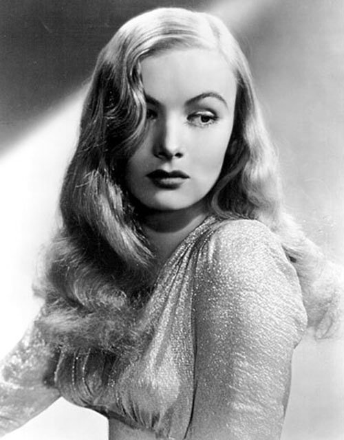 The Best Cinema Connection The Long Legacy Of Veronica Lake S Hair Pictures