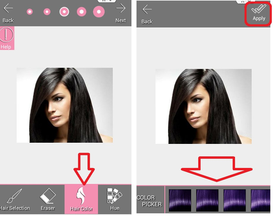 The Best Learn New Things Change Your Picture Hair Color In Pictures