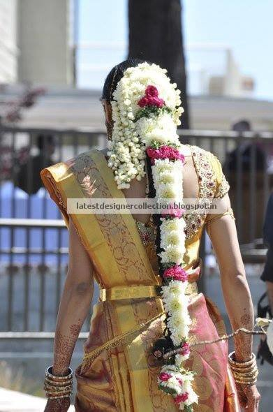 The Best South Indian Bride Hair Styles South Indian Wedding Pictures