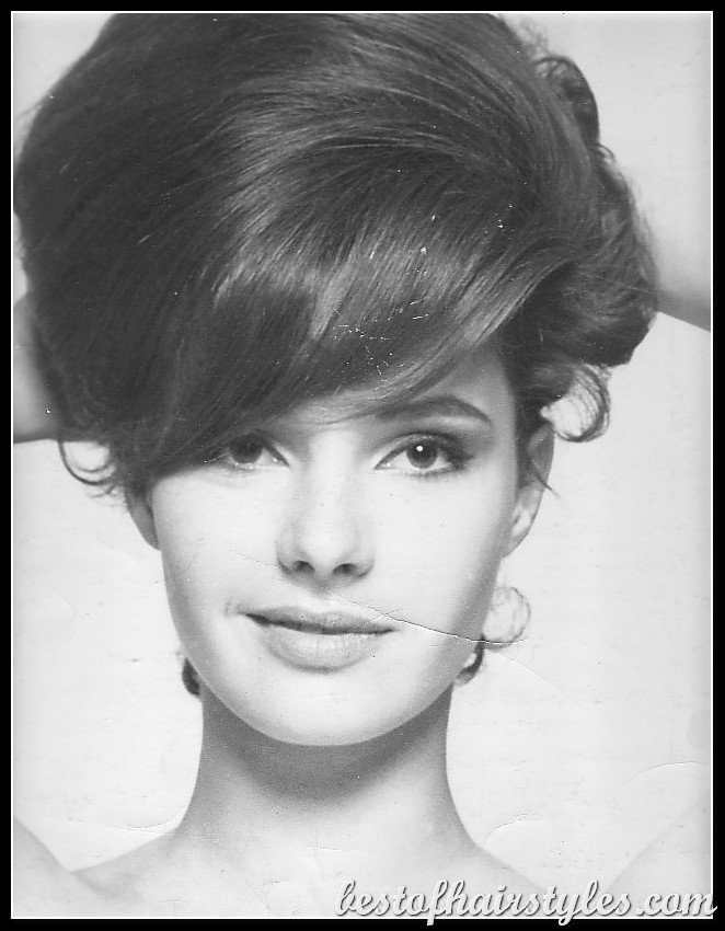 The Best Women Trend Hair Styles For 2013 1960S Hairstyles Pictures