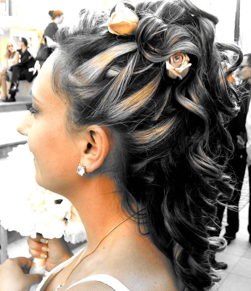 The Best Modern Wedding Hairstyles Asheclub Blogspot Com Pictures