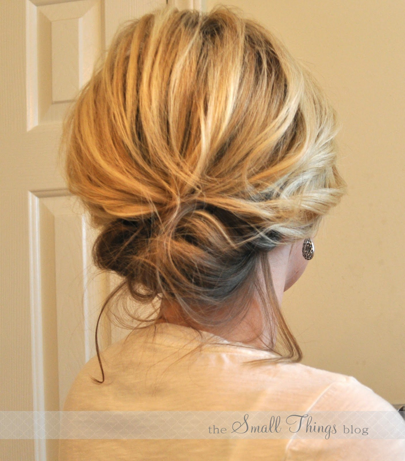 The Best The Chic Updo – The Small Things Blog Pictures
