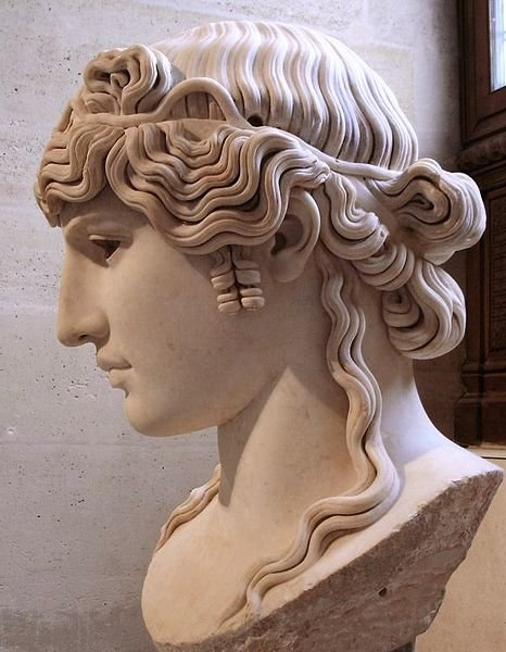 The Best Hairstyles In Ancient Greece And Rome Histories Of Pictures