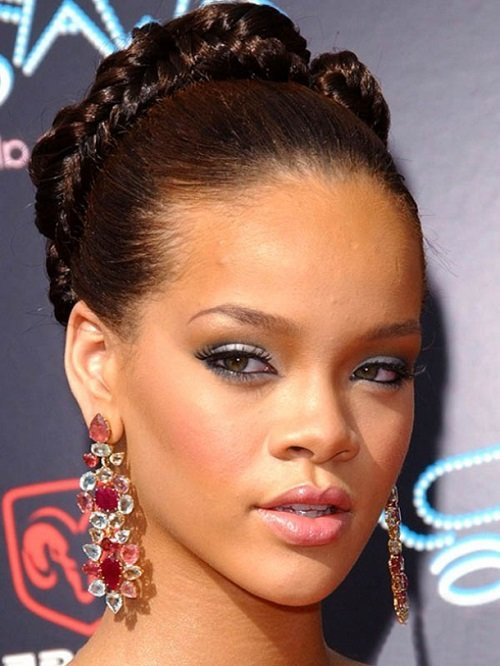 The Best African American Hairstyles Trends And Ideas Bun Pictures