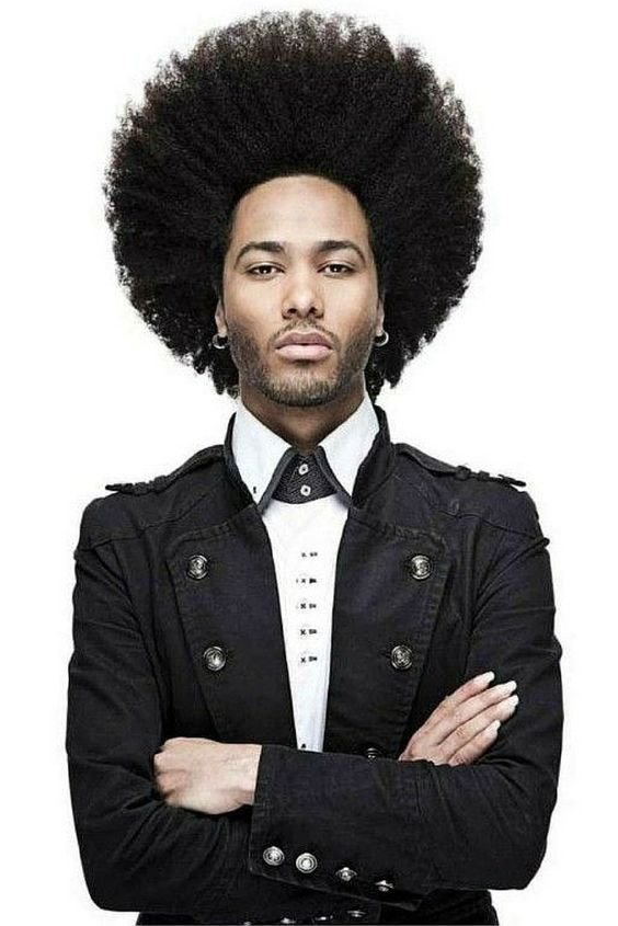 The Best Top 40 Afro Hairstyles For Men Pictures