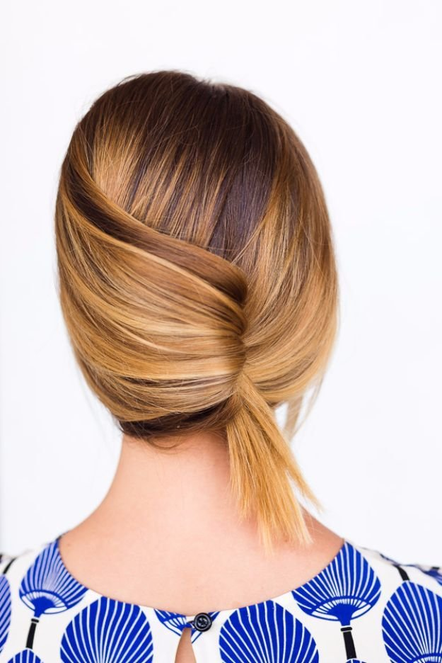 The Best 33 Cool Hair Tutorials For Summer Pictures
