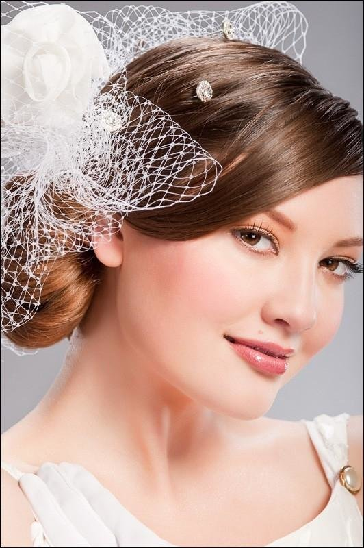 The Best Hairstyles For Brides Bridal Wears Pictures