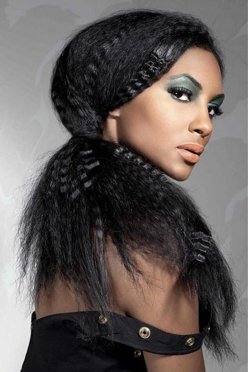 The Best The Makeupc And Hairstyles Hairstyles For Black Women Pictures