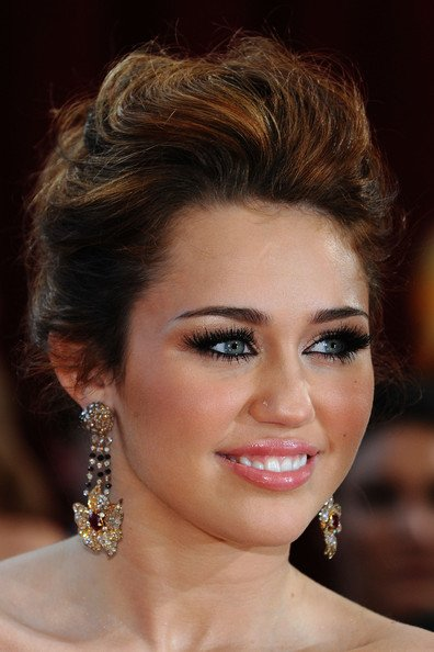 The Best View Miley Cyrus Hairstyles Latest Updo Hairstyles Pictures