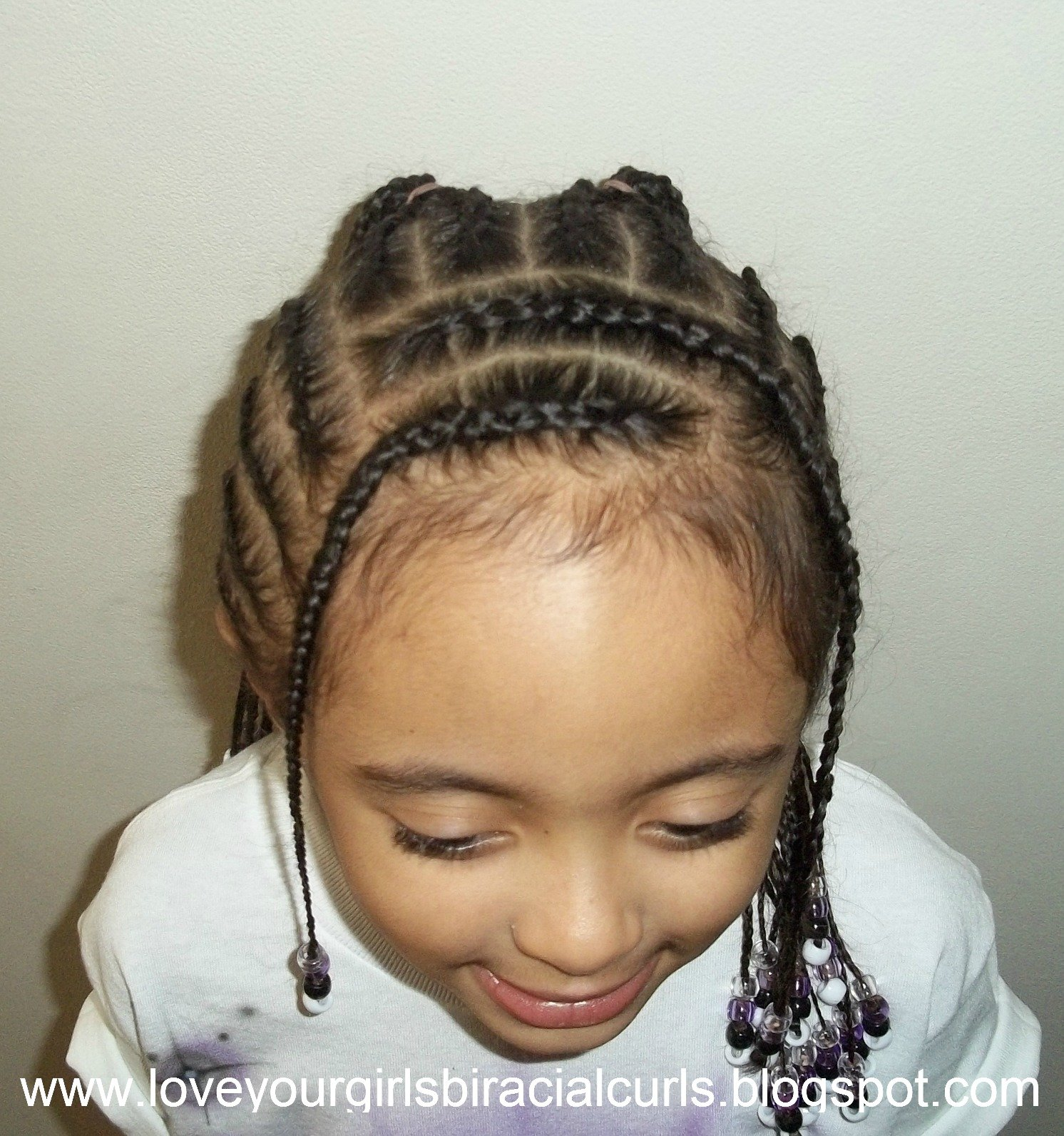 The Best Love Your Girls Biracial Curls Diva R S Hairstyle From Pictures