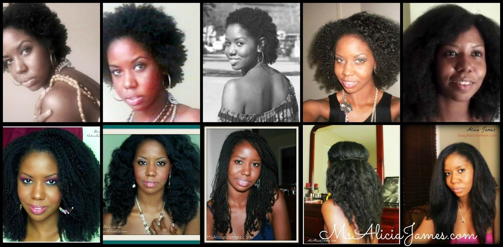 The Best Natural Hair Journey From Big Chop To Waist Length Pictures