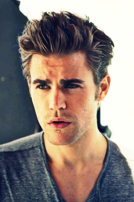 The Best Paul Wesley Hairstyle Men Hairstyles Short Long Pictures