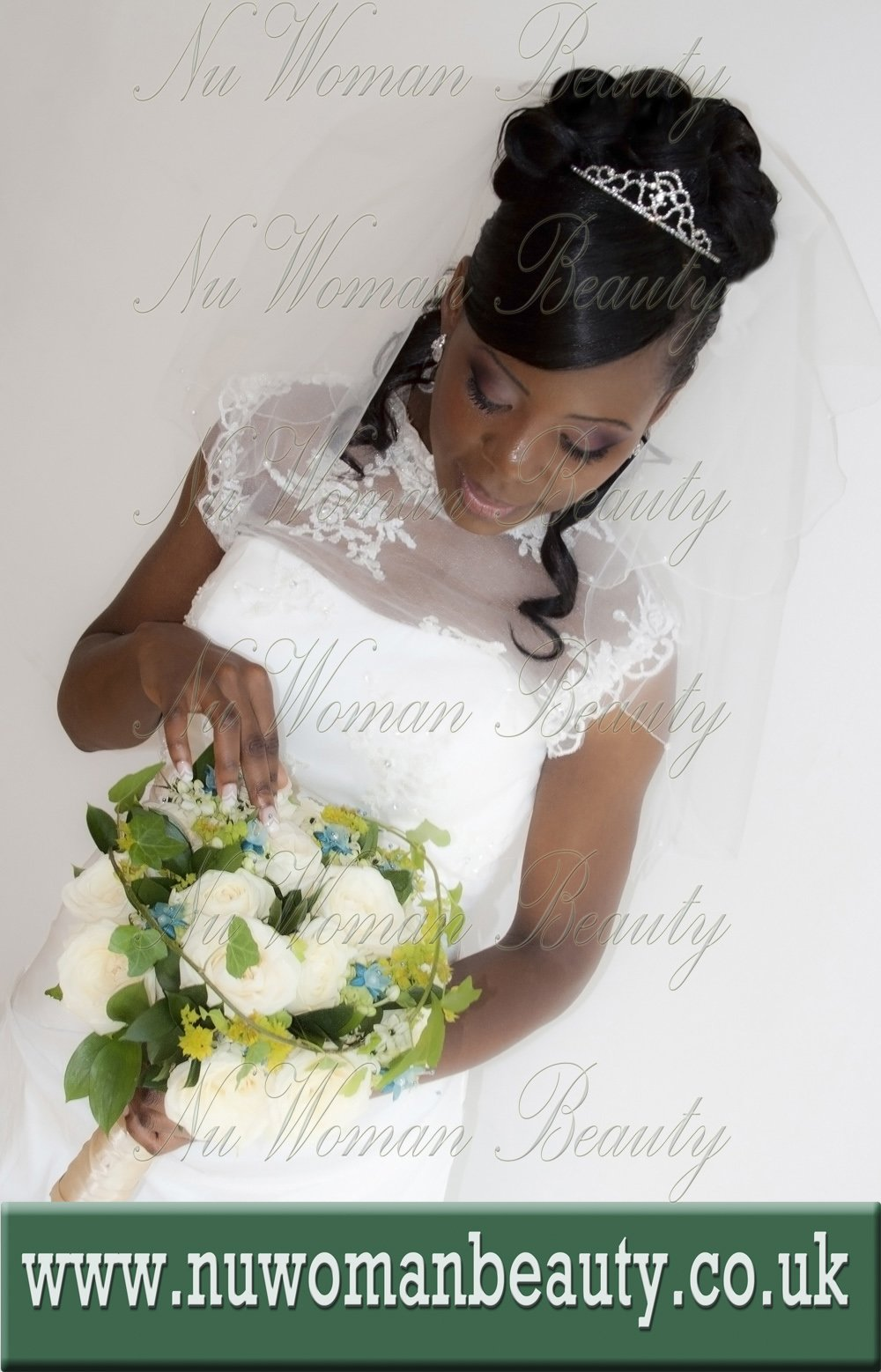 The Best Mobile Bridal Afro Hair Makeup Artist For Black Skin Pictures
