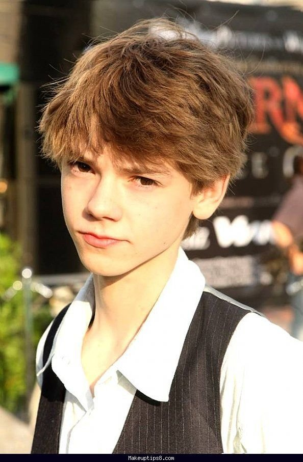 The Best Hairstyles For 13 Year Old Boys Hairstyles Ideas Pictures