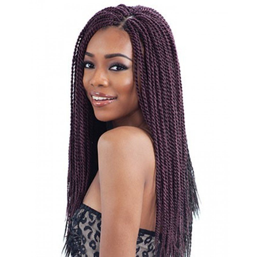 The Best Freetress Braids – Senegalese Twist Small Braided Weave Pictures