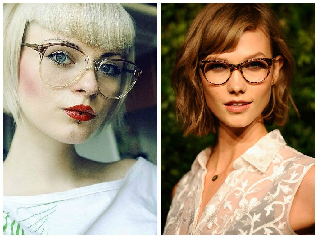The Best Bangs And Glasses Hairstyle Ideas Hair World Magazine Pictures Original 1024 x 768