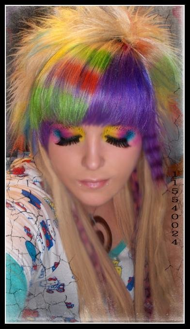 The Best Multi Colored Hair Hair Colors Ideas Pictures