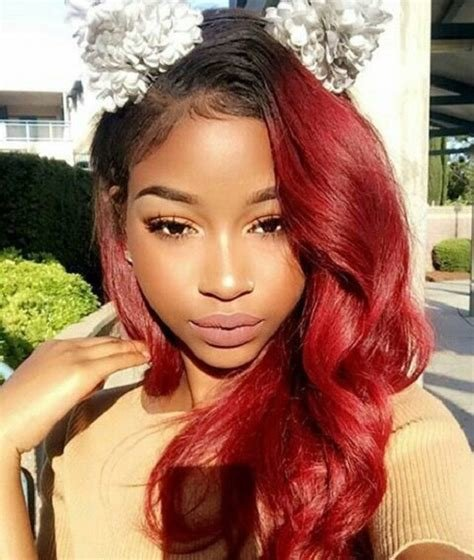 The Best 20 Red Natural Hair Colors You Cannot Miss This Summer Pictures