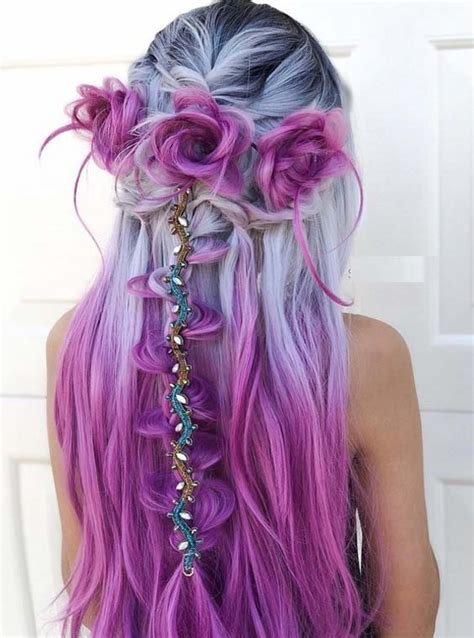 The Best 50 Amazing Combo Of Hairstyling Ideas Hair Colors In Pictures