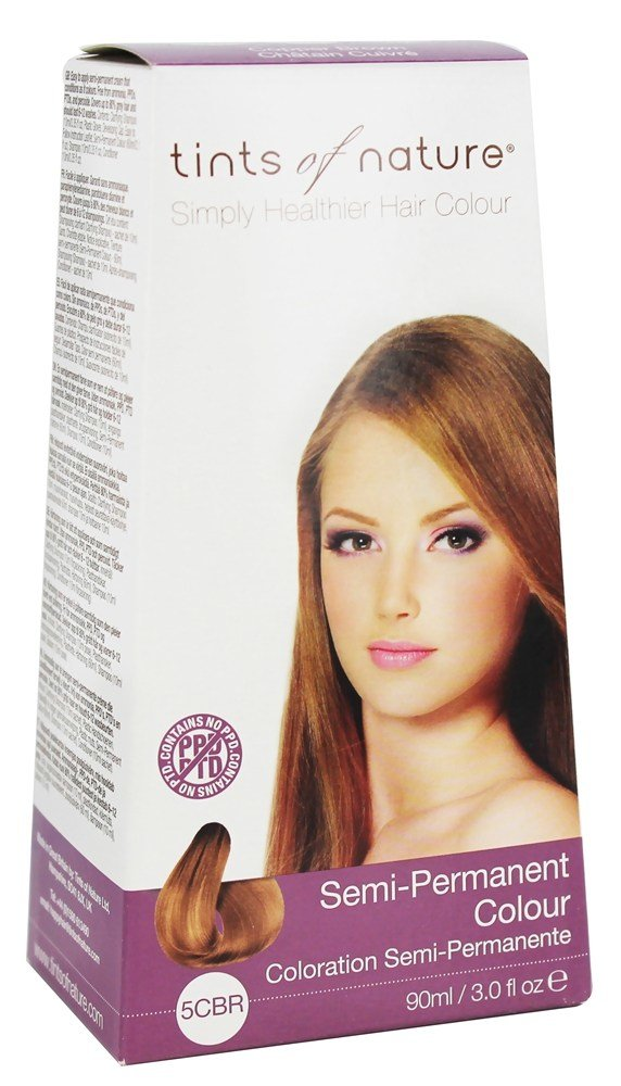 The Best Tints Of Nature Semi Permanent Hair Color 5Cbr Copper Pictures