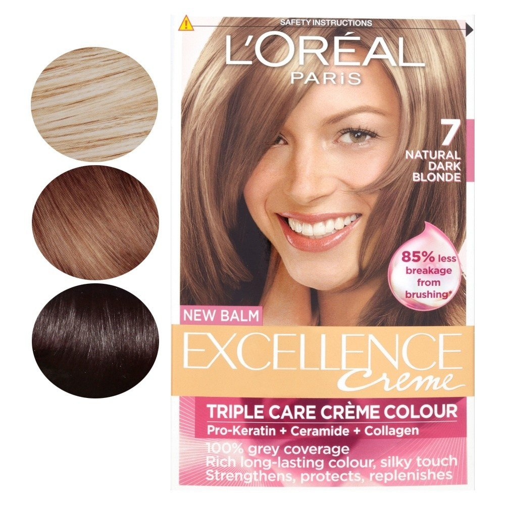 The Best Lovely L Oreal Excellence Creme Color Chart 9 Loreal Pictures