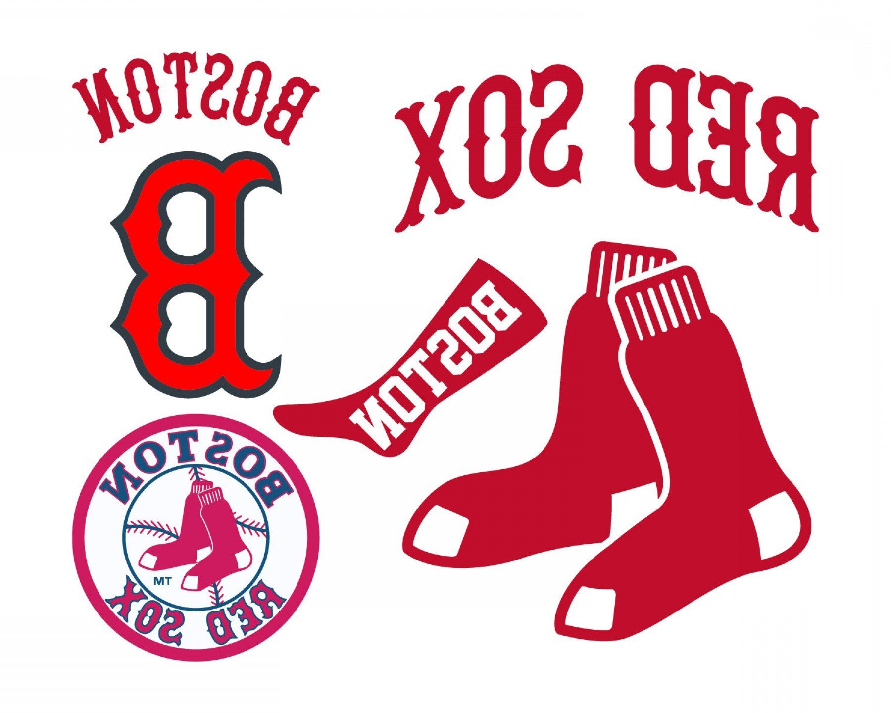 The Best Red Sox Vector Lazttweet Pictures