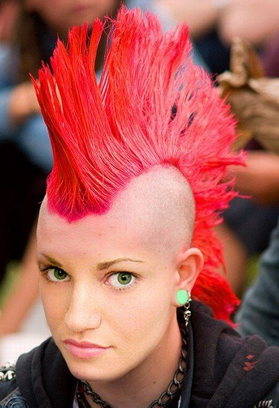 The Best Punk Rock Style – Fashion And History Pin Up Fashion Pictures