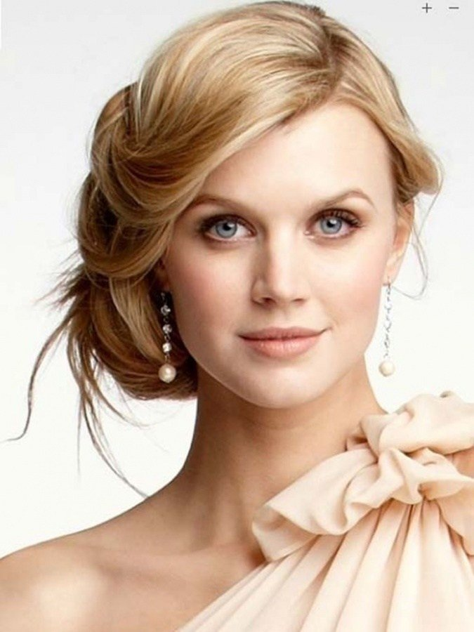 The Best Side Updo Hairstyles For Weddings Pictures