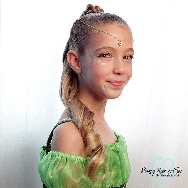 The Best Pretty Hair Is Fun Genie Hairstyle Halloween Hairstyles Pictures