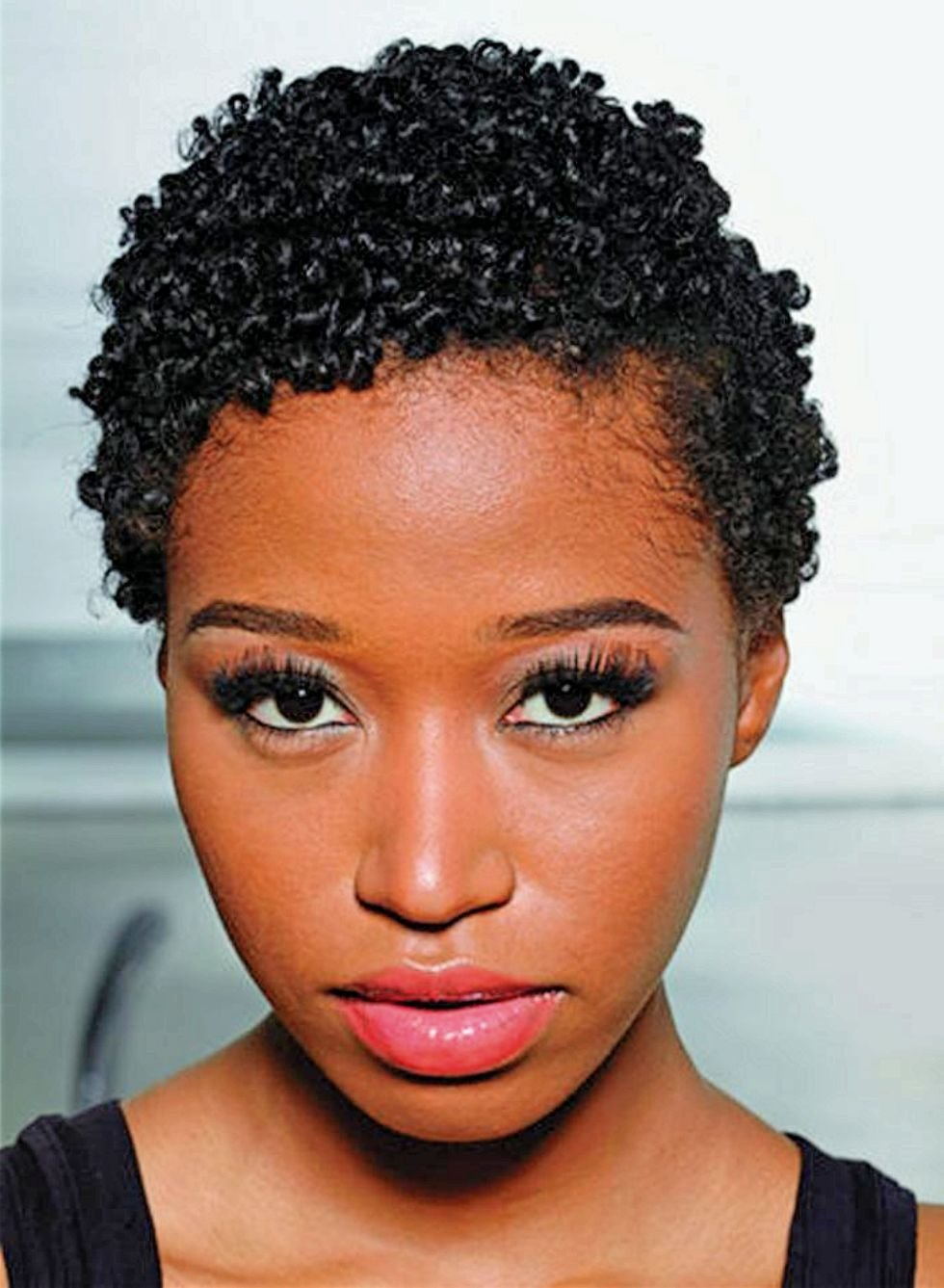 The Best Short Natural Hairstyles To Look Crazy S*Xy Cool The Pictures