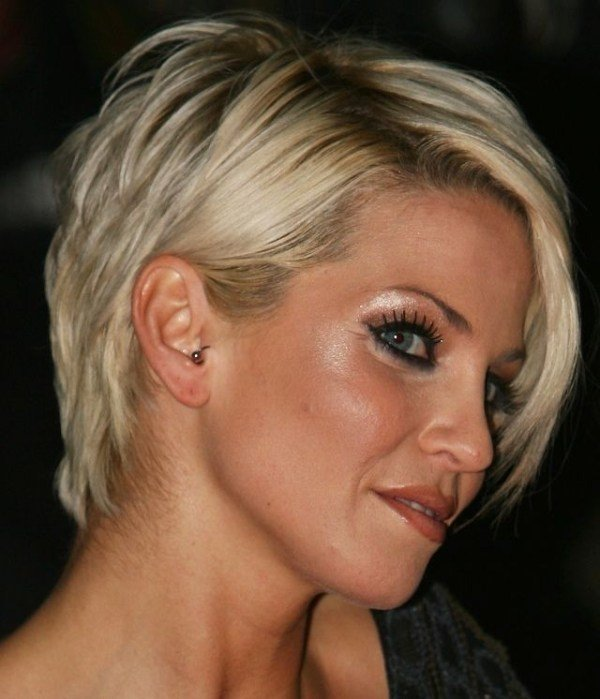 The Best Short Hairstyles For Women Over 50 With Fine Hair The Xerxes Pictures