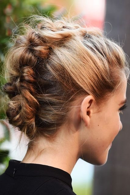 The Best Hair Toppiks The Evolution Of Braids This Year S Hottest Pictures