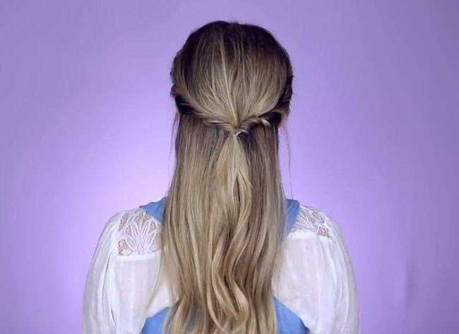 The Best How To Achieve Emma's Town Ponytail Hairstyle From Beauty Pictures