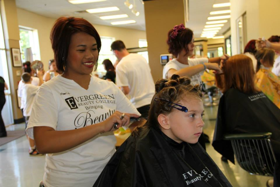 The Best Beauty School Training Learning Outside The Classroom Pictures