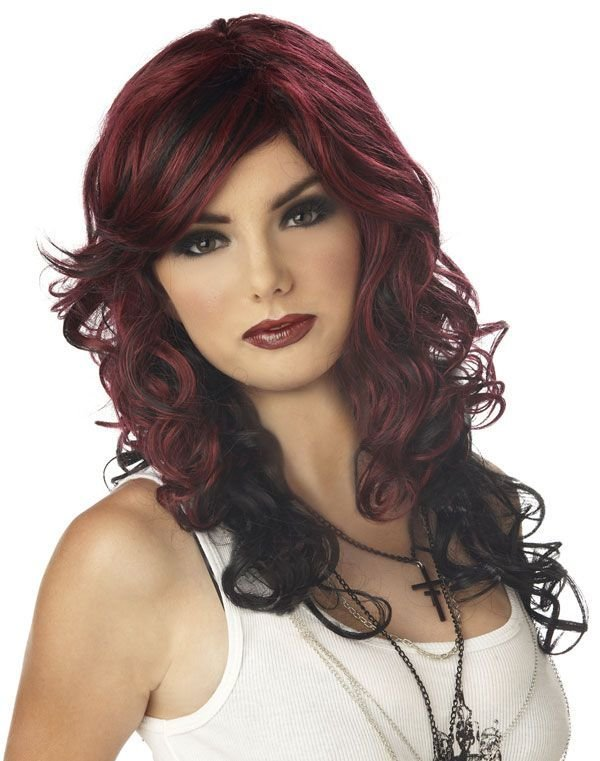 The Best 25 Perfect Burgundy Hair Color Styles Pictures
